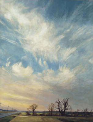 Nancy McIntyre, Sky and Trees